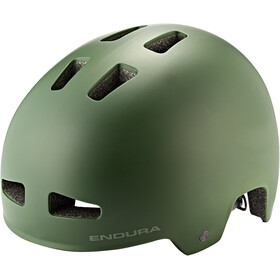 Endura PissPot Casco, forest green